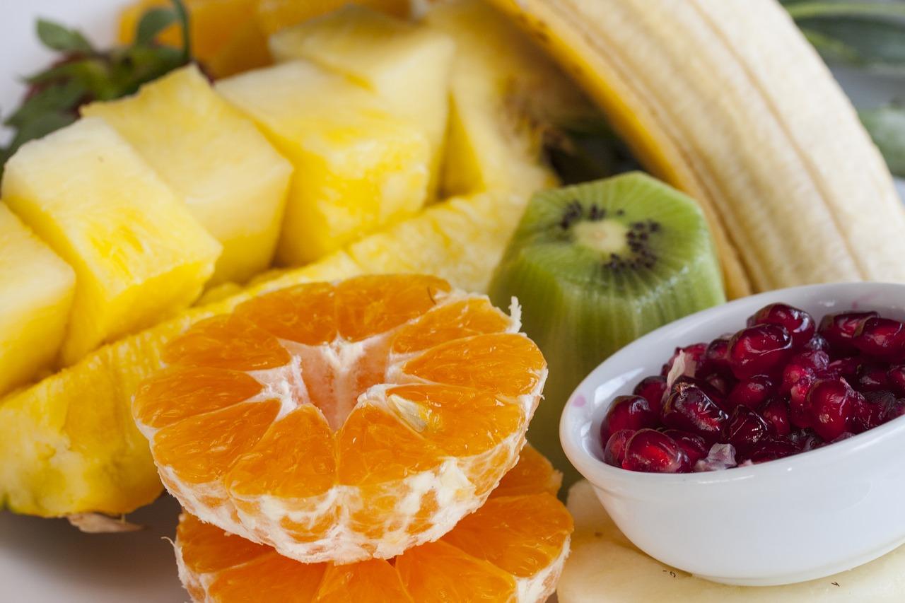 obrane owoce na sok
